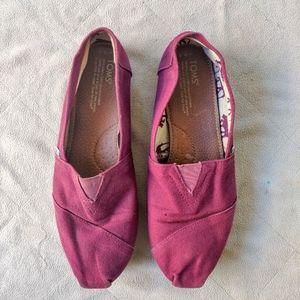 🌹 3/$30 Tom's Classic Alpargatas Loafer Flats